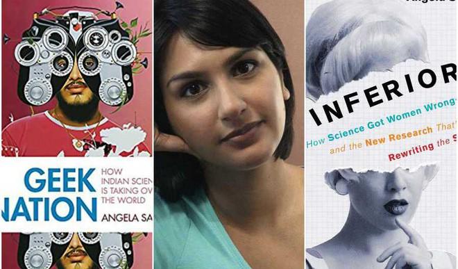 Angelia Saini's Next Book Will Tackle Race