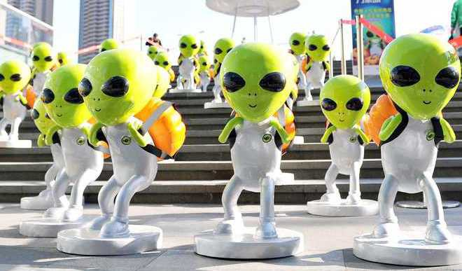 Can AI Tell If There Are Aliens?