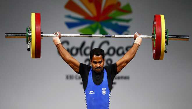 Gururaja Claims First Medal For India