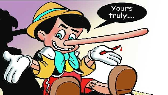 Adithya: A Lie Only Leads Us To Tell Another