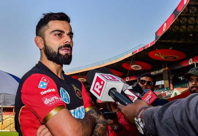 Virat: I Want To Win IPL For B'luru