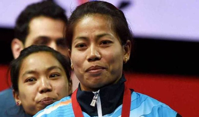 Weightlifter Sanjita Chanu Wins India's Second Gold Medal
