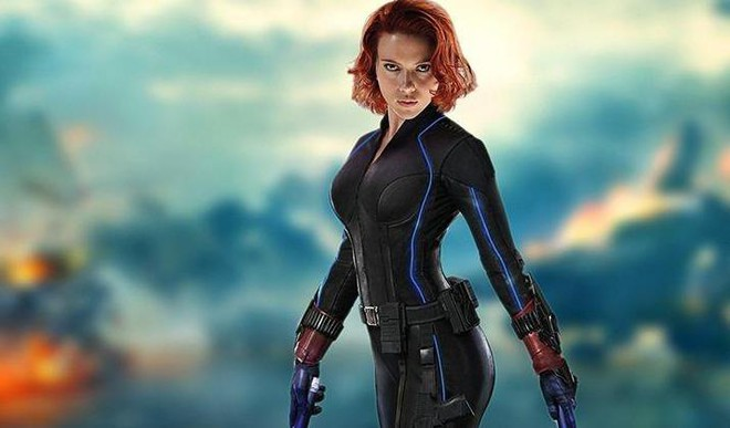 Johansson Loving The Attention That Superheroes Get
