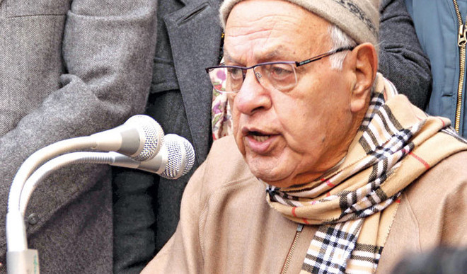 NC President Farooq Abdullah Has Said Line of Control Should Be Converted Into 'Line of Peace' To Enable Uninterrupted People-to-people Exchange. Your Views.