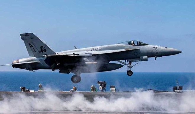 Boeing To Make F/A-18 Fighter Jets in India