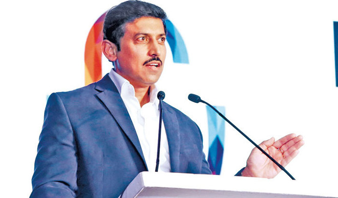 Rathore asks CGF and England not to  remove shooting from 2022 CWG roster