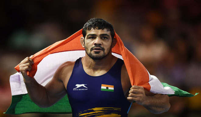 Sushil Kumar Makes In Three In Three At CWG