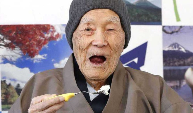 Meet The World's Oldest Man, 112 Years And Counting!
