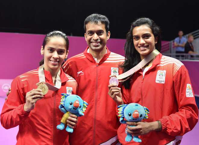 I Never Lost Hope: Saina Nehwal