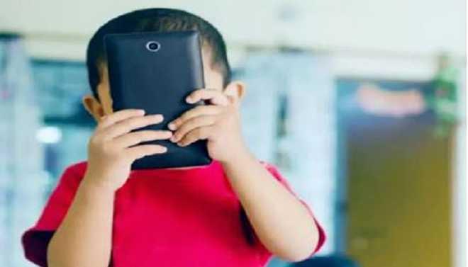 25% Kids Below Age 6 Have Smartphones