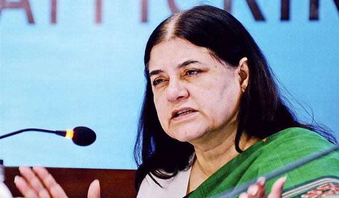 Maneka Gandhi For Death Penalty In Child Rape Cases