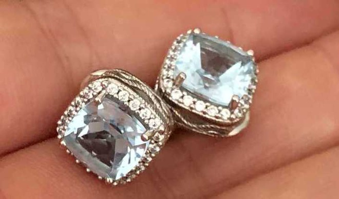 Is Diamond From Outer Space?