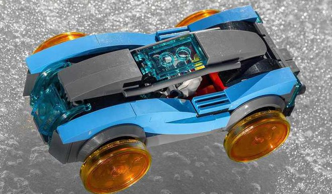 Have You Seen The New Lego Like Concept Car?