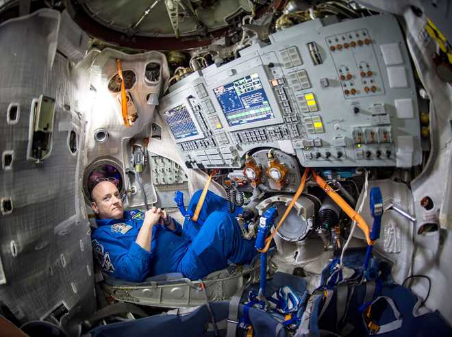 Spaceflight May Harm Muscles: Study