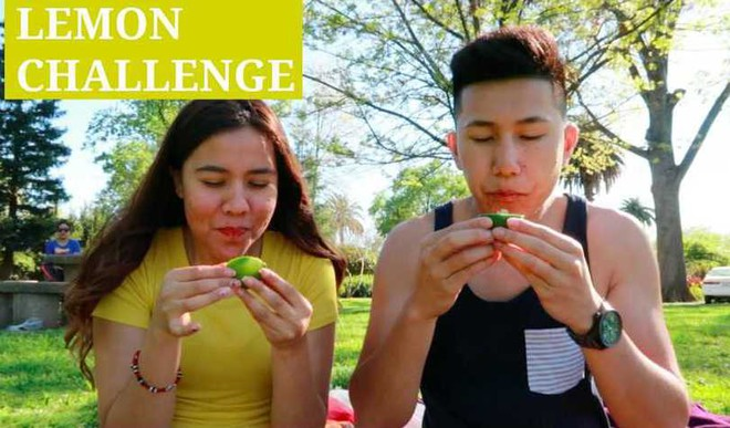 'Lemon Face Challenge' Is Going Viral For A Cause