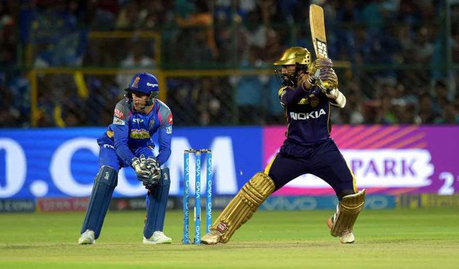 KKR On Top Of Table With Win Over RR