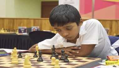 Praggu Can Become Youngest Indian GM