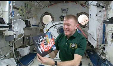 Why Astronauts Reading Bedtime Stories In Space?