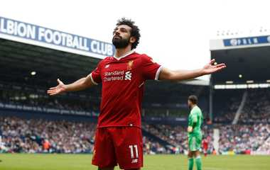 Salah Crowned PFA Player Of The Year