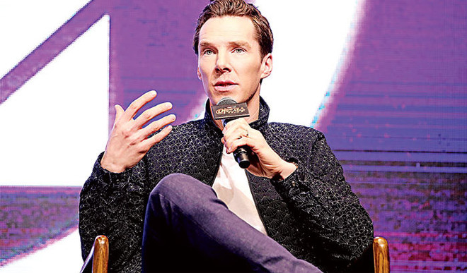 Treat Bullies With Love, Says Actor Benedict Cumberbatch. What Are Your Views?