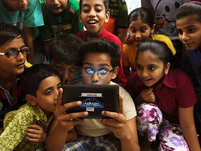 Nikhila: Are Teens Wasting Valuable Time On Tech?