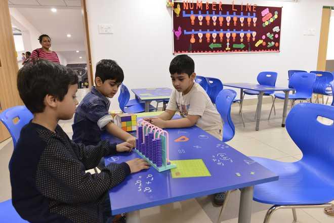 Birla High School opens smart  campus at Mukundapur