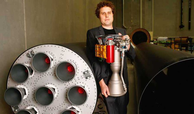 A Battery-Powered Rocket Engine
