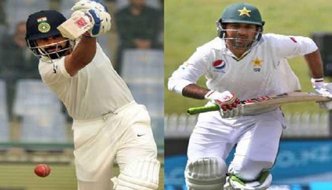 No Indo-Pak Ties In ICC Test C'ship