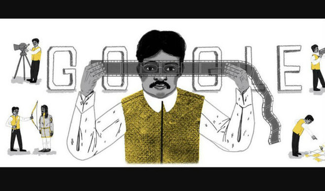 Google Celebrates Dadasaheb Phalke's 148th B'Day