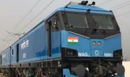 India's First High-Speed Electric Locomotive Is Here