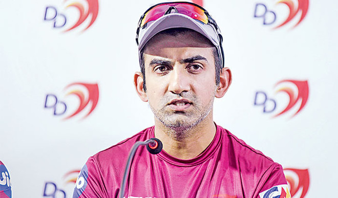 Do You Support Gautam Gambhir's Decision To Step Down As Captain Of Delhi Daredevils?