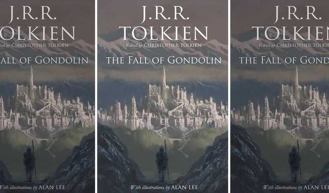 'New' JRR Tolkien Book In 2018
