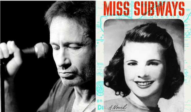 David Duchovny Writes Quirky Novel