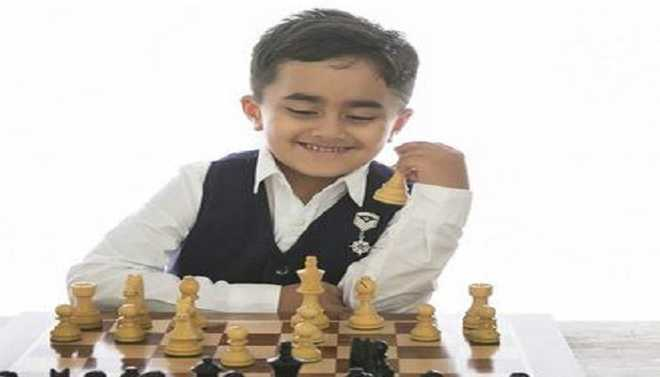 Meet India's Youngest Rated Chess Player