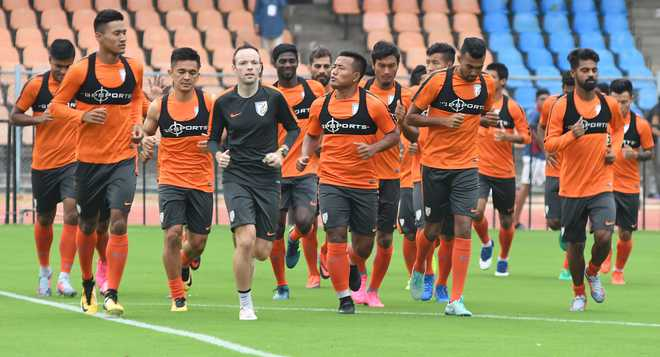 India Can Qualify For AFC Knockouts