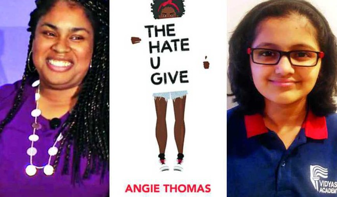 Reva Reviews 'The Hate U Give'