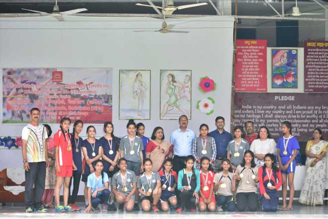 Students Excel At Sports Meet
