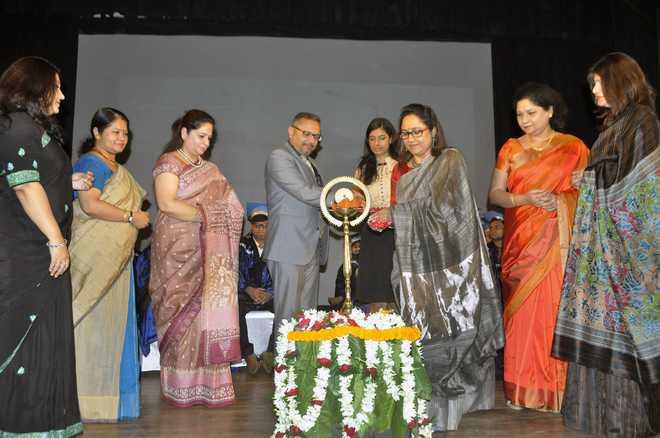 Calcutta International School holds graduation ceremony for 2018 batch