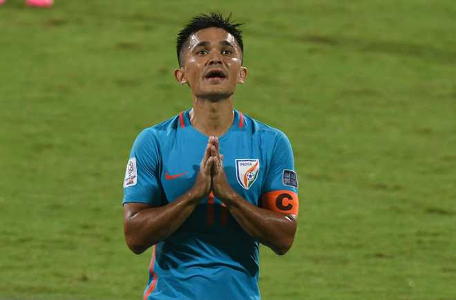Chhetri Urges For More Away Fixtures