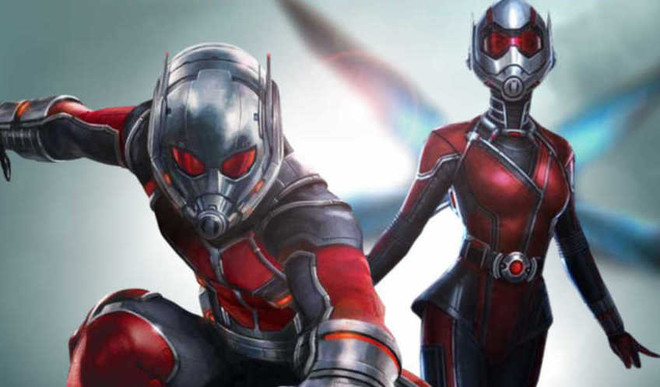 Ant-Man And The Wasp: Preview