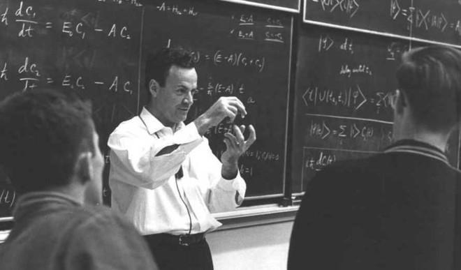 Feynman: The Famed Scientist