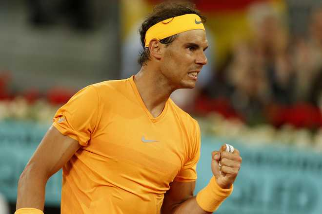 Nadal Breaks John McEnroe's Record