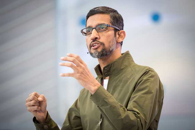 Outsource Routine Tasks To AI: Pichai