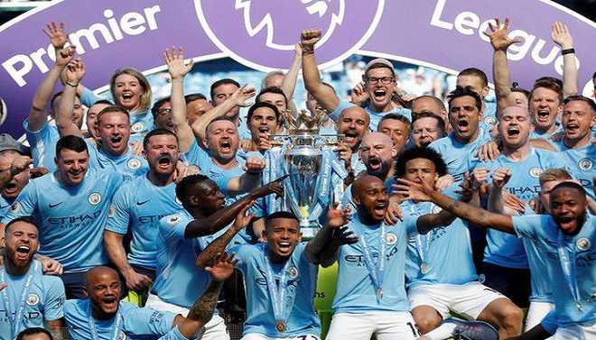 Man City's Record Breaking Season
