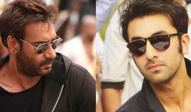 Ajay Devgn, Ranbir Kapoor To Reunite Onscreen