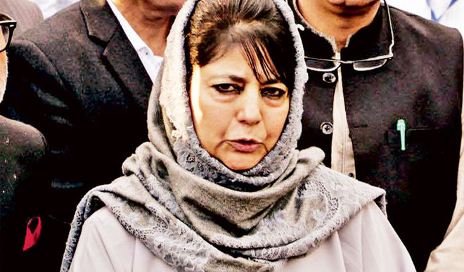 J&K CM Mehbooba Mufti Has Called For A Unilateral Ceasefire In J&K, Starting From Ramzan Till The End Of Amarnath Yatra. Your Views?