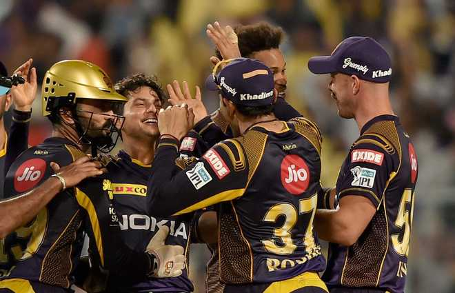 KKR Win To Keep Playoff Hopes Alive