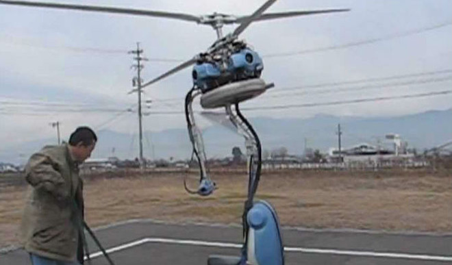 You Could Be Flying The World's Smallest Helicopter