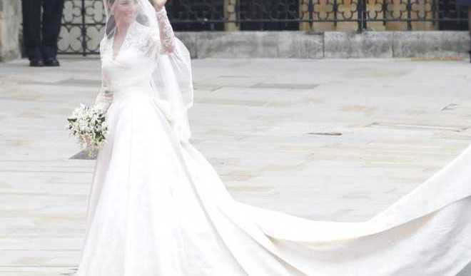 Rules For Markle's Wedding Dress