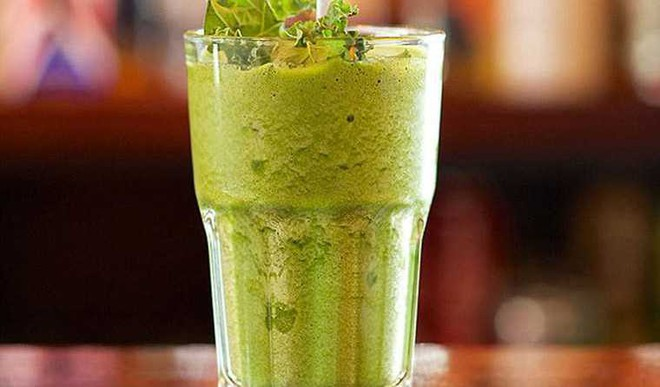 Cool Mint Juice For Summer